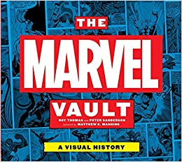 the marvel vault a visual history