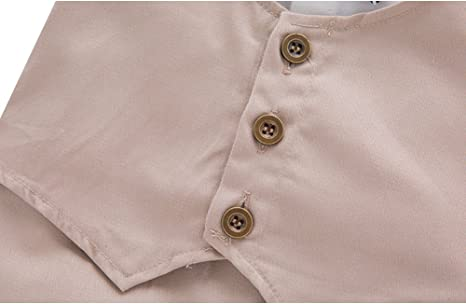Collager Baby Boy Summer Short Sleeve Gentleman Bow Wedding Rompers Bodysuits