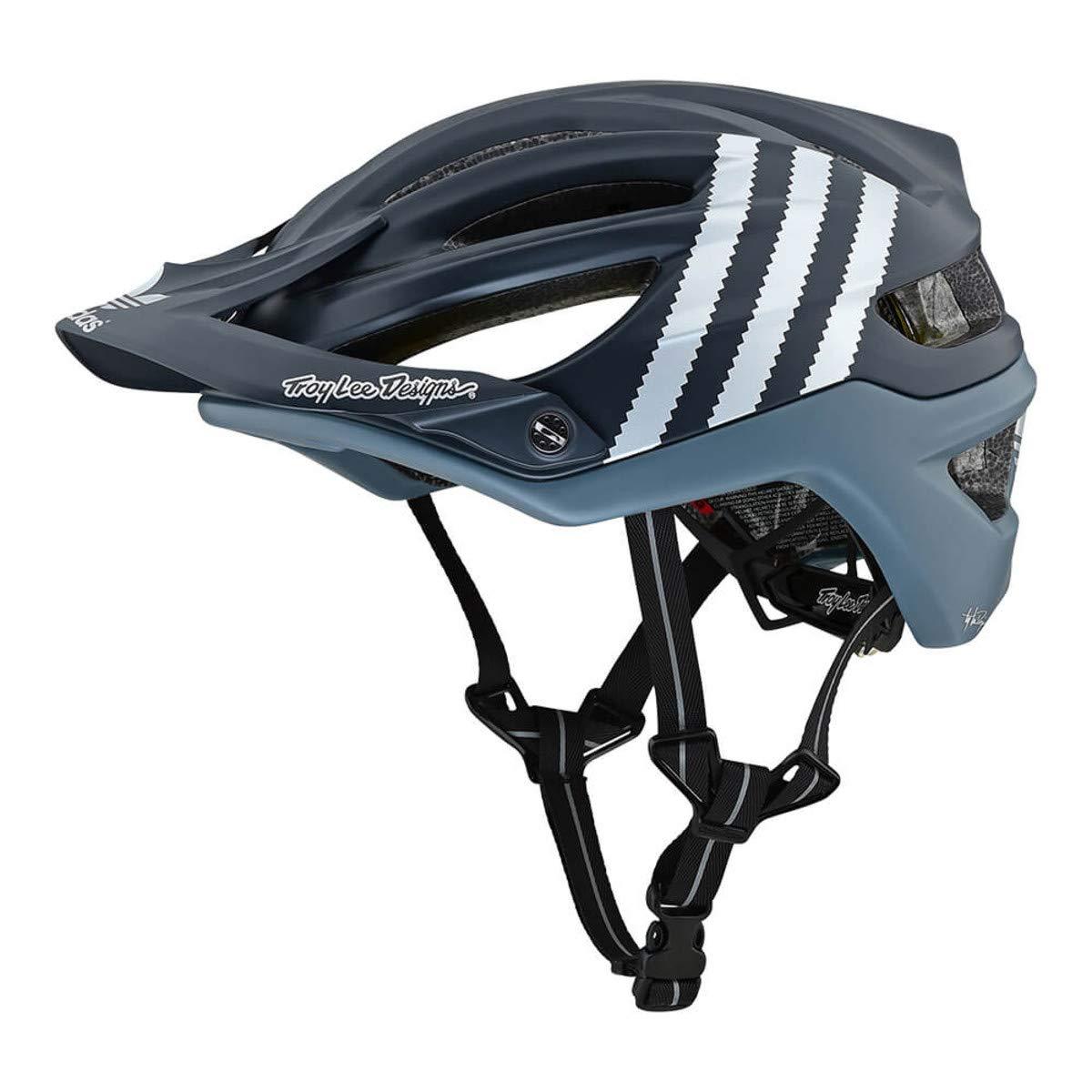 Troy Lee Designs A2 MIPS Helmet Adidas Team Black, XL/XXL