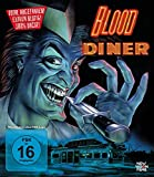 Blood Diner [Blu-ray] [Import anglais]