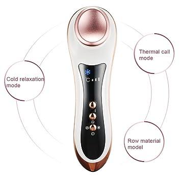Amazon.com: Recargable hot y Cool masajeador facial cuidado ...