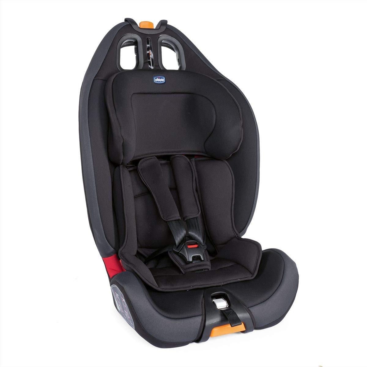 Chicco Gro-Up 123 Silla de coche grupo 1//2//3 negro
