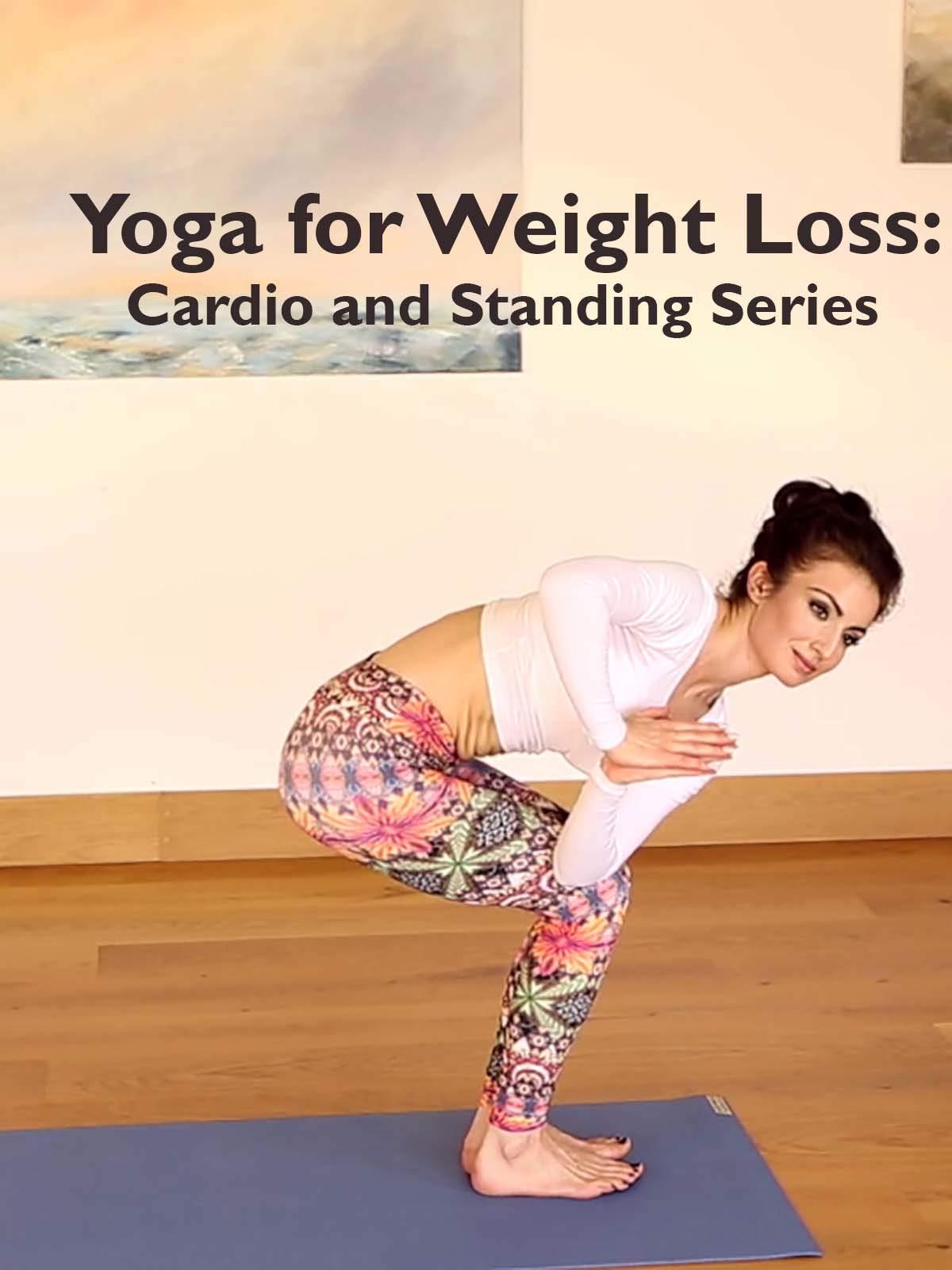 Watch Roxy Shahidi Yoga for Weightloss: Cardio & Standing ...