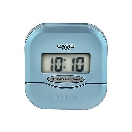 Casio PQ-30-2DF (PL013) Digital Table Clock