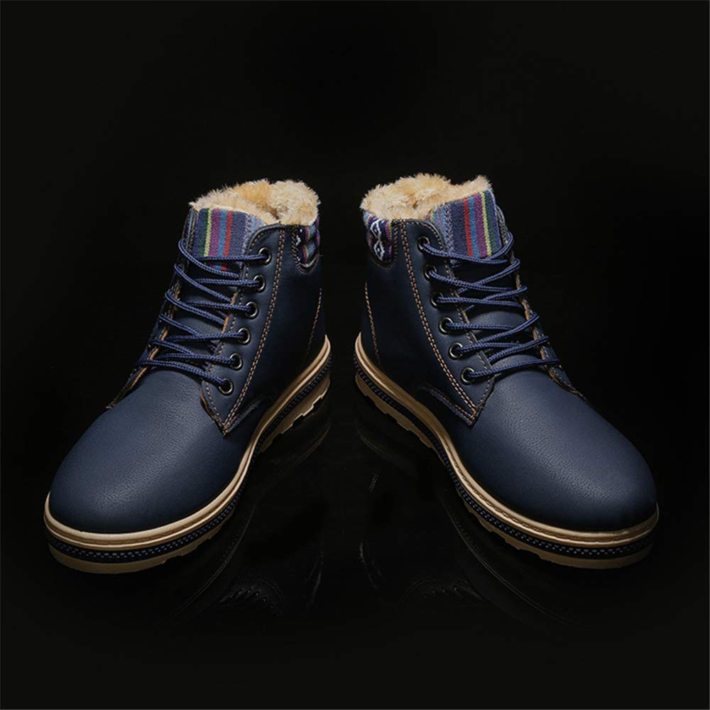excellent.c Mens Cotton Shoes Winter Outdoor Shoes Casual Boots Running Shoes