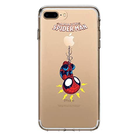 coque spiderman iphone 7