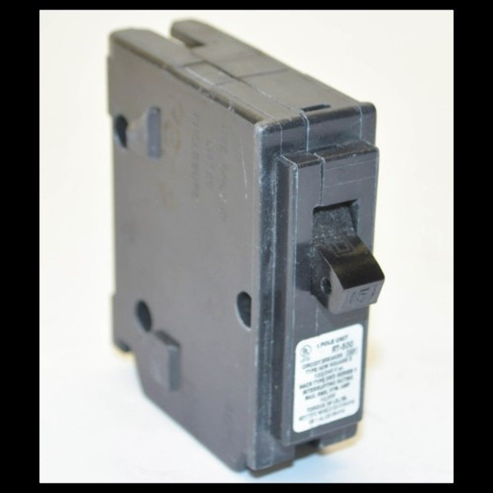 Square D Hom1015 15a 120 240vac Single Pole Circuit Breaker Two 30 Amp Hom230cp By Schneider Electric