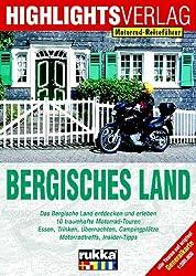 Bergisches Land: In Deutschland unterwegs. Motorrad-Touren