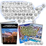 Complete 50 Uncirculated State (99-08) Quarter