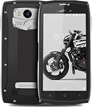 Blackview BV7000 Pro - Smartphone Resistentes (4GB + 64GB Móvil ...