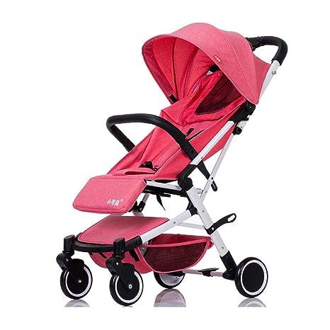 Sillas de paseo, Bebé Niño 0-3 Años Antiguo Formar Nacido-15kg Plegable