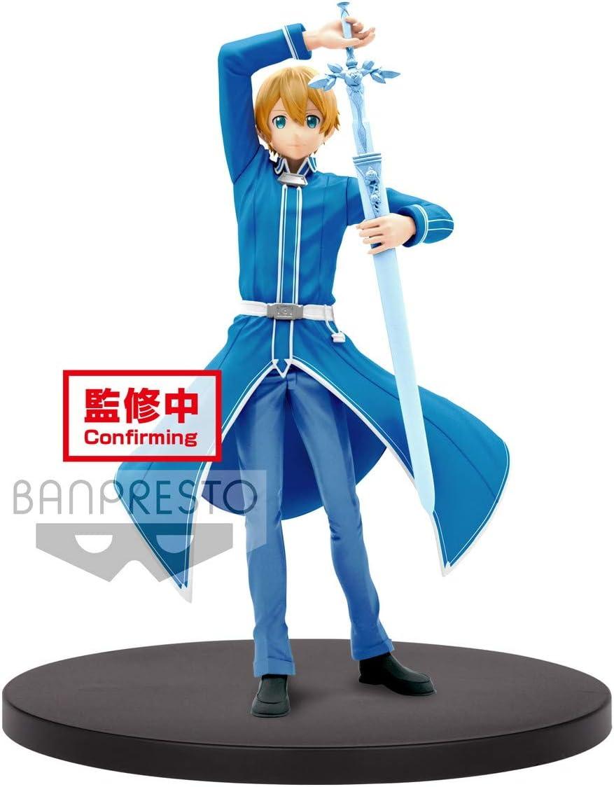 Alicization Eugeo EXQ Figure Banpresto Sword Art Online