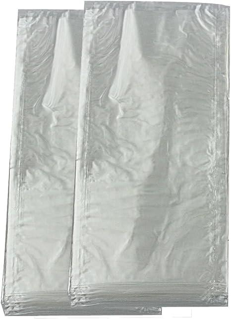 Wasserl/ösliche Baits Bag 50 PCS PVA Bag Carp Bait Pouch Non R/ückstand schnell aufl/ösende Lure Taschen