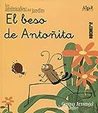 El beso de Antoñita MANUSCRITA (Los animales del jardín)