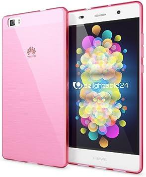 NALIA Funda Carcasa Compatible con Huawei P8 Lite, Protectora ...