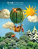 Fly High Foodscapes Laminated Poster 18 x 24in