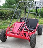TrailMaster MID XRS Kart Red