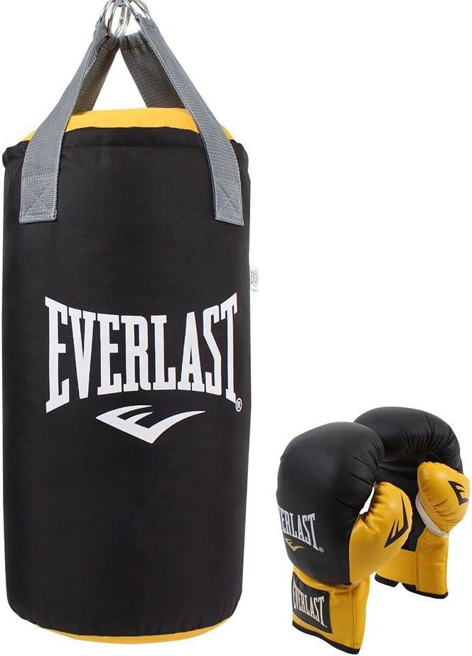FFXZL Sac pour Enfants Punching Sac de Boxe Sac de Boxe Support r/églable Enfants appropri/és r/églable en Hauteur autoportant de Boxe Junior avec Punch Balle Gants de Boxe Set