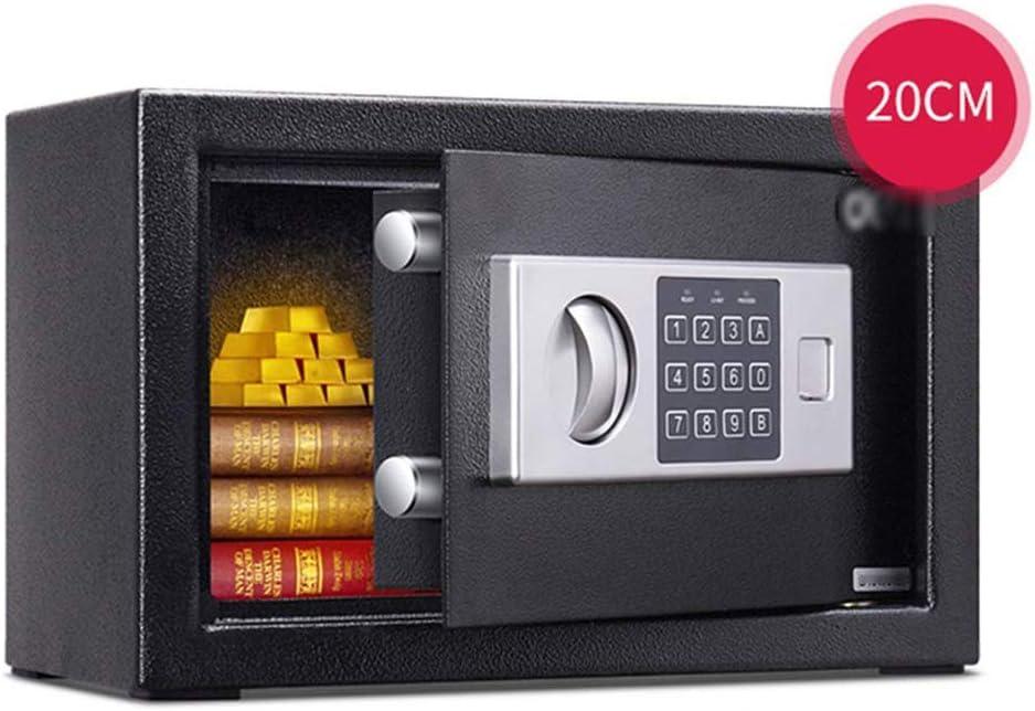 Y-BXX Caja Fuerte ignifuga,Office Gabinete de Archivos confidenciales Caja Fuerte a Prueba de Fuego de Acero con Caja Fuerte de Seguridad con Cerradura electrónica: Amazon.es: Hogar