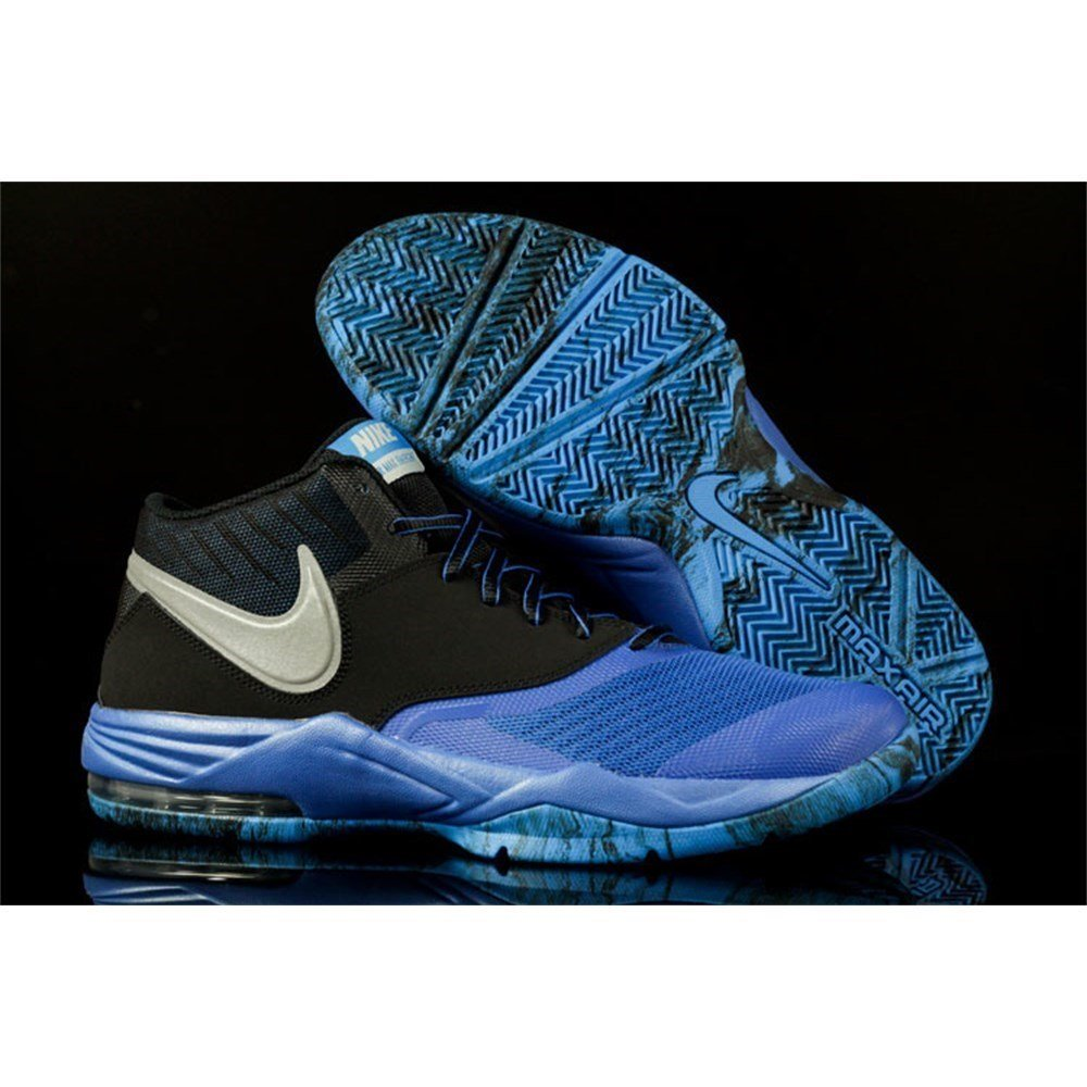 NIKE Air Max Emergent 818954400 Color Blue Black Silver