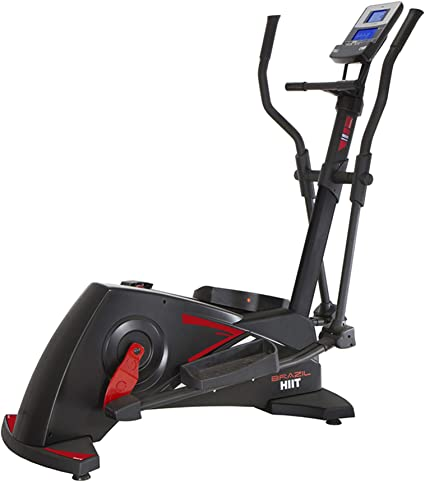 BH Fitness - Bicicleta elíptica Brazil HIIT: Amazon.es: Deportes y ...