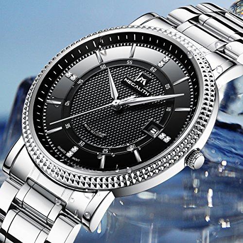 Mens-Black-Wrist-Watches-Men-Waterproof-Silver-Stainless-Steel-Watches-Date-Luxury-Thin-Watch-for-Men