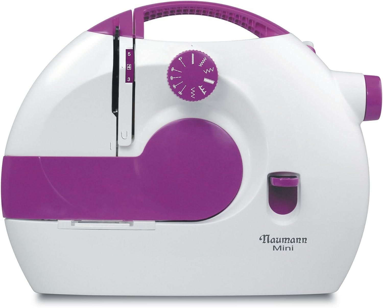Naumann T30B - Mini máquina de Coser con Accesorios: Amazon.es: Hogar
