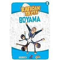 Boyama 5 - Rafadan Tayfa