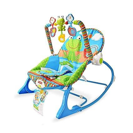 Mecedora infantil Silla plegable portátil para bebés Silla ...