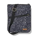Eddie Bauer Unisex-Adult Connect 3-Zip Travel Bag, Dk Smoke Regular ONESZE