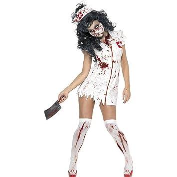 Costume d\u0027infirmière zombie Taille M 40/42 costume de zombie