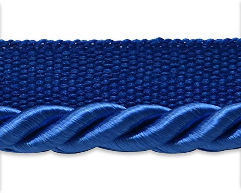 Expo International 20-Yard Emmerson Twisted Lip Cord Trim Embellishment 1//4-Inch Fuchsia