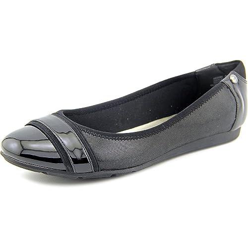 Anne Klein - Mocasines para Mujer Negro Negro: Amazon.es: Zapatos y complementos
