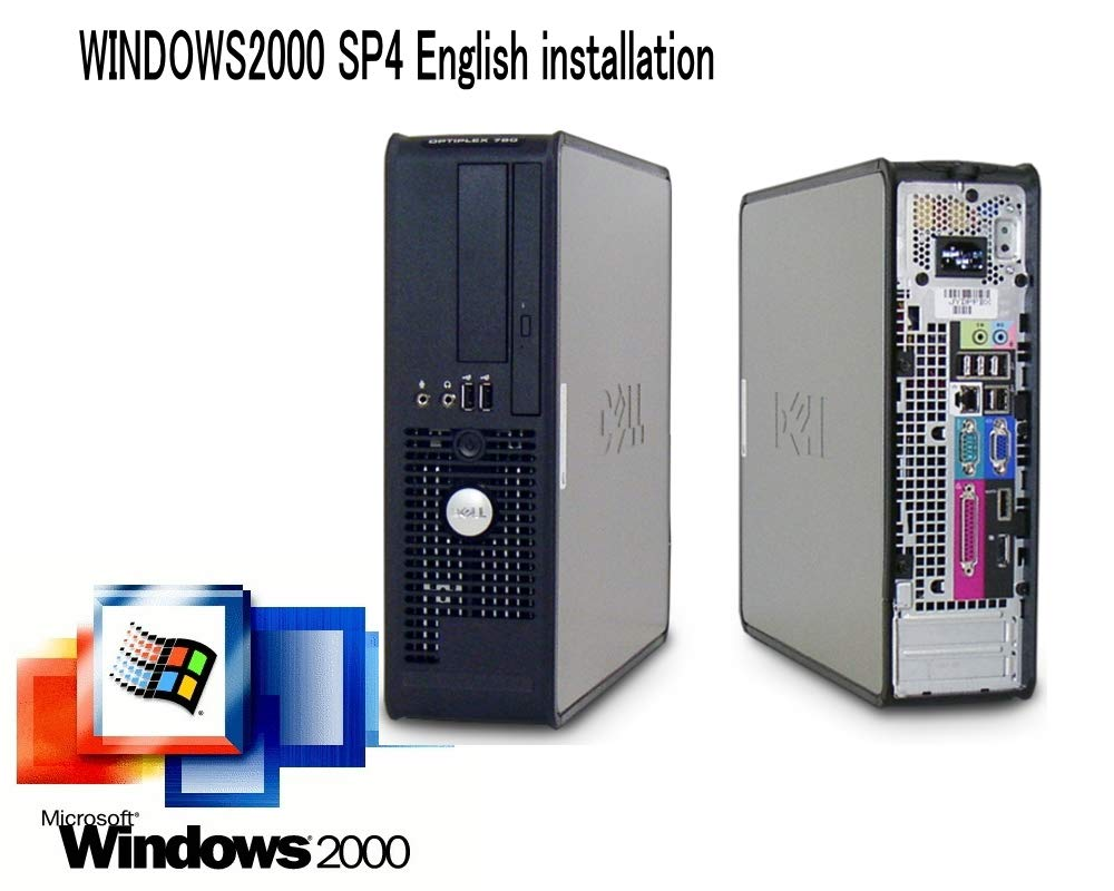 国内初の直営店 英語版 WINDOWS2000 SP4 中古ディスクトップ パソコン DELL DELL WINDOWS2000 Windows2000 英語版 B07MLNCMQN 専用ソフトを動作の為に 2000動作なら高速レベル リカバリー B07MLNCMQN, ドレスアップカーパーツ AWESOME:3c6d3cbc --- arianechie.dominiotemporario.com