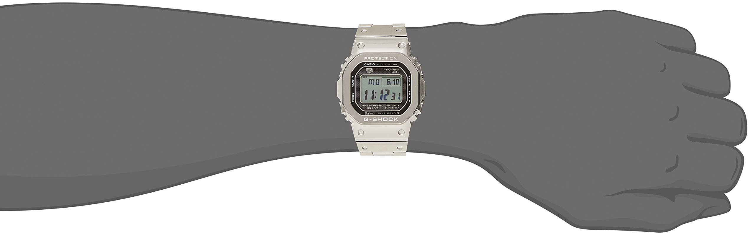 CASIO G-SHOCK Connected GMW-B5000D-1JF Radio Solar Watch (Japan Domestic Genuine Product) by G-Shock (Image #2)