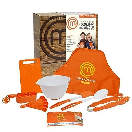 Amazon.com: Set de utensilios esenciales de cocción ...