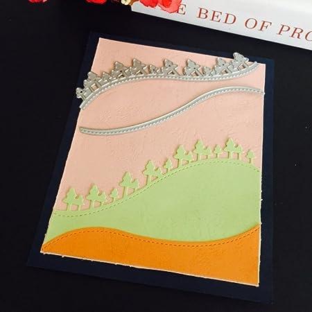Cover Lace Design Metal Cutting Die For DIY Scrapbooking Paper Card  Pr PL