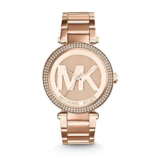 Michael Kors Women s Watch MK5865  Michael Kors  Amazon.co.uk  Watches 2de680812