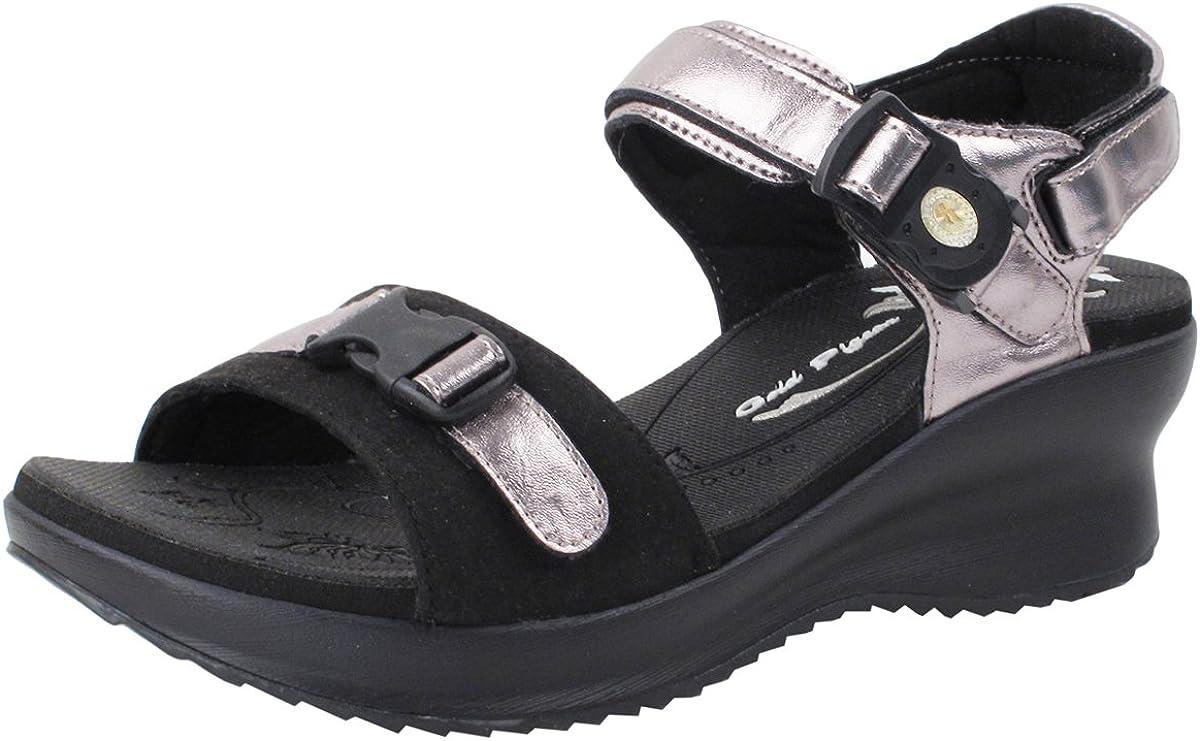 Comfort Cushion Platform Sandals
