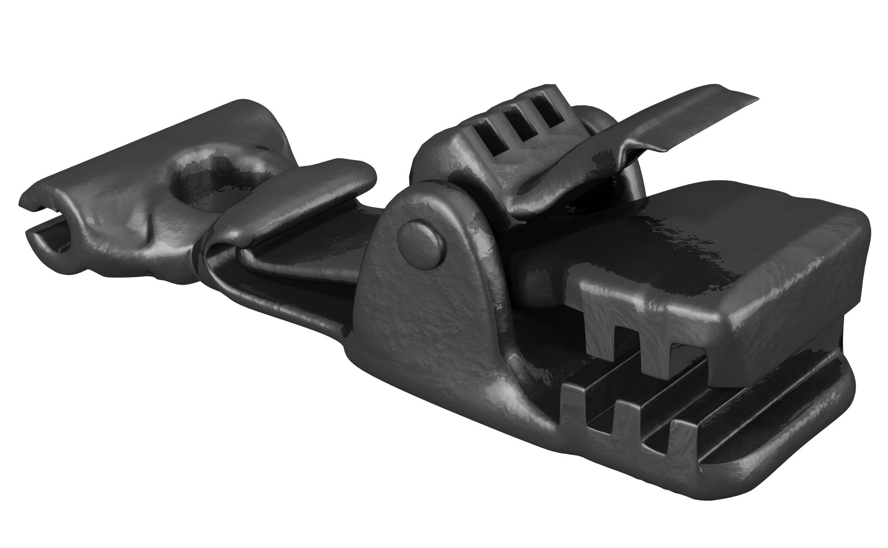 The Dirty Gardener Universal Heavy Duty Locking Jaws Clip/Tarp Clamp - 12 Count by The Dirty Gardener