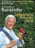 Prof. Bankhofers Gesundheitskalender 2018