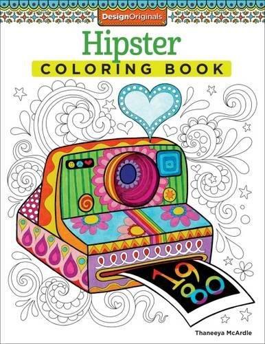 Hipster Coloring Book (Design Originals)