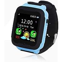 Kids Bluetooth Smart Watch Child Bracelet Call SIM Alarm MP3 Camera Step Counter Fitness Tracker Alarm Calendar For Android iOS Phone