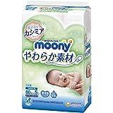 ムーニー おしりふき やわらか素材 純水99% 詰替 400枚(80枚×5)
