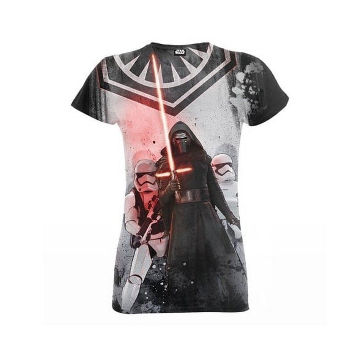 Star Wars Womens/Ladies Kylo Ren T-Shirt