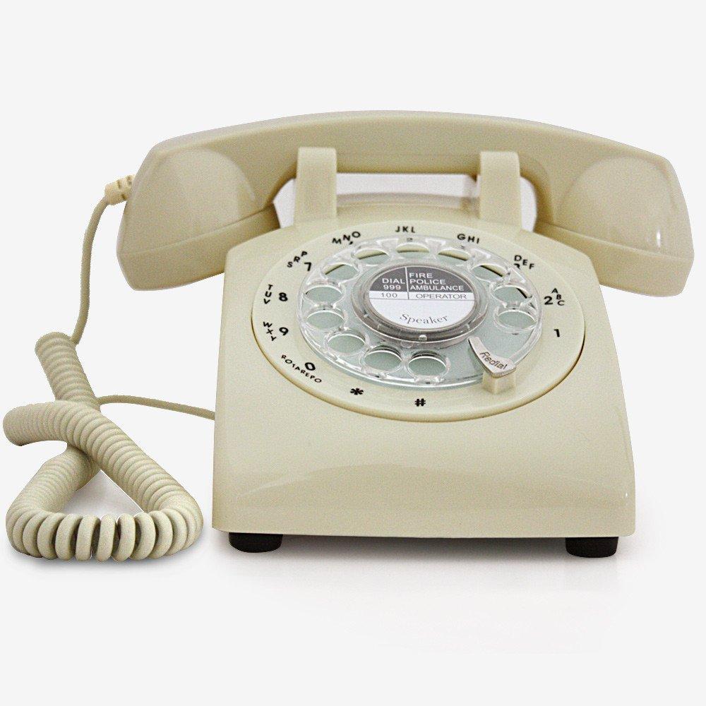Tocadiscos Tocadiscos Vintage Retro teléfono teléfono ...