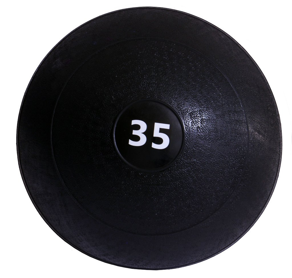 Ader Slam Ball Black- (35 Lbs)