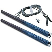 Wayne Dalton Garage Door TorqueMaster Plus Replacement Springs Double Spring 201-210 Door Weight 8 Foot Door Height