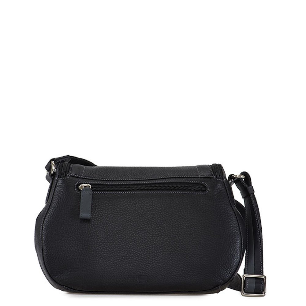 Mywalit Leather Seoul Scoop Zip Shoulder Bag 2026 (Black Grey)   Amazon.co.uk  Shoes   Bags 9cf4a06a46a4e