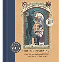 Series of Unfortunate Events #1 Multi-Voice CD, A:The Bad Beginning CD Low Price